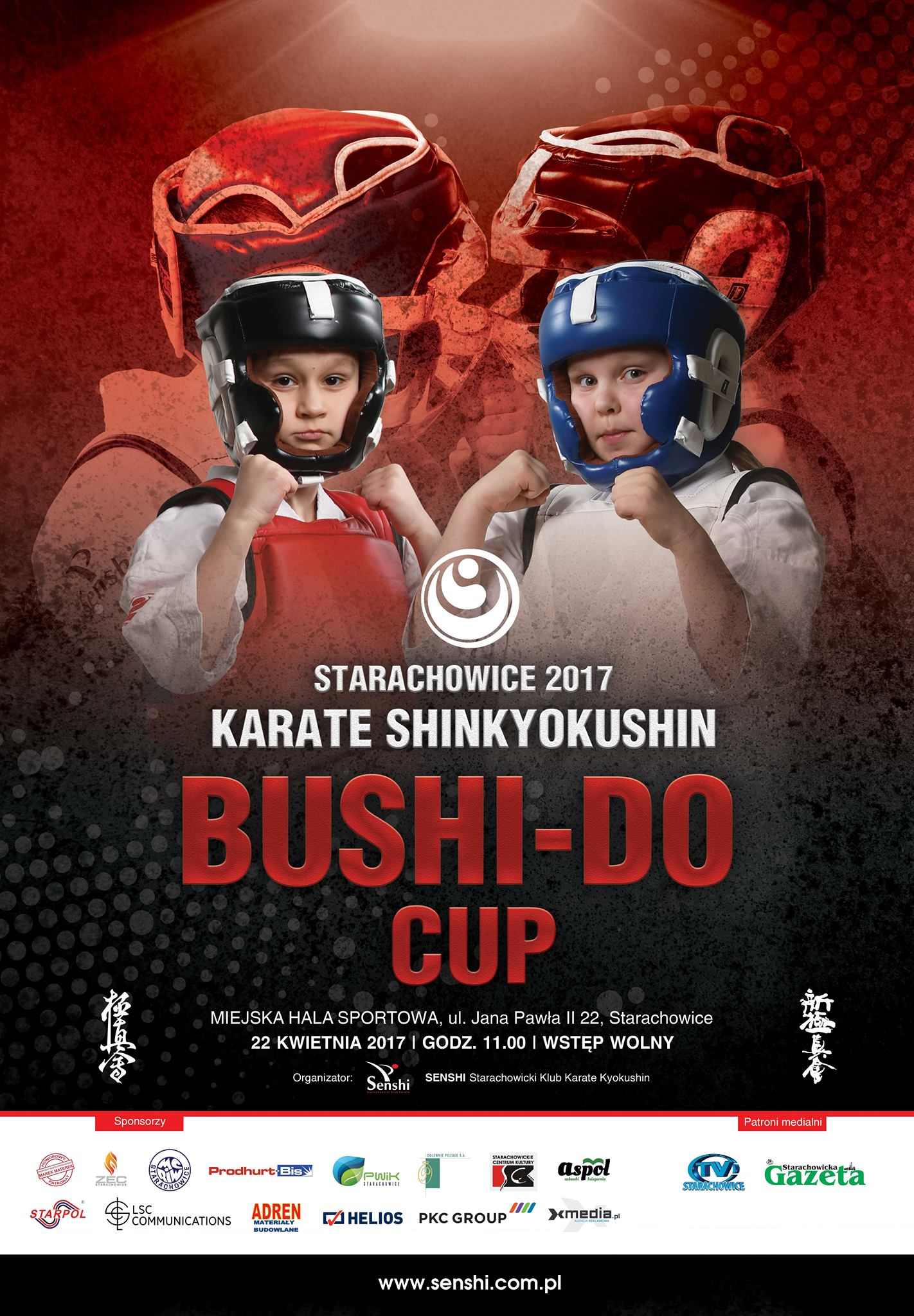 BUSHI DO 2017 PLAKAT